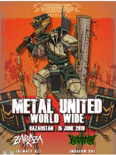 Metal United World Wide Almaty Edition