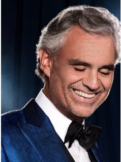 Andrea Bocelli World Tour 2020/21