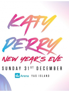 Katy Perry New Years Eve