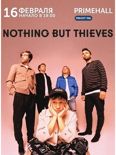 Nothing But Thieves 2021