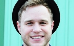 Olly Murs in England